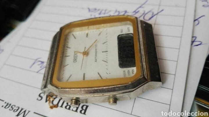 Vintage: Orient antimagnetic cuerda y digital - Foto 2 - 119858320