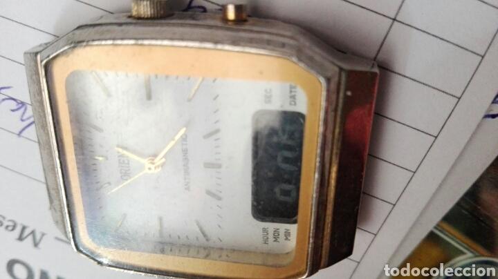 Vintage: Orient antimagnetic cuerda y digital - Foto 3 - 119858320