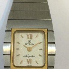 Vintage - Reloj Cyma Navyestar caja de acero vintage - 119890291