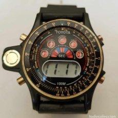 Vintage: RELOJ TOYOTA, C1990 (NOS) NUEVO. Lote 120416999