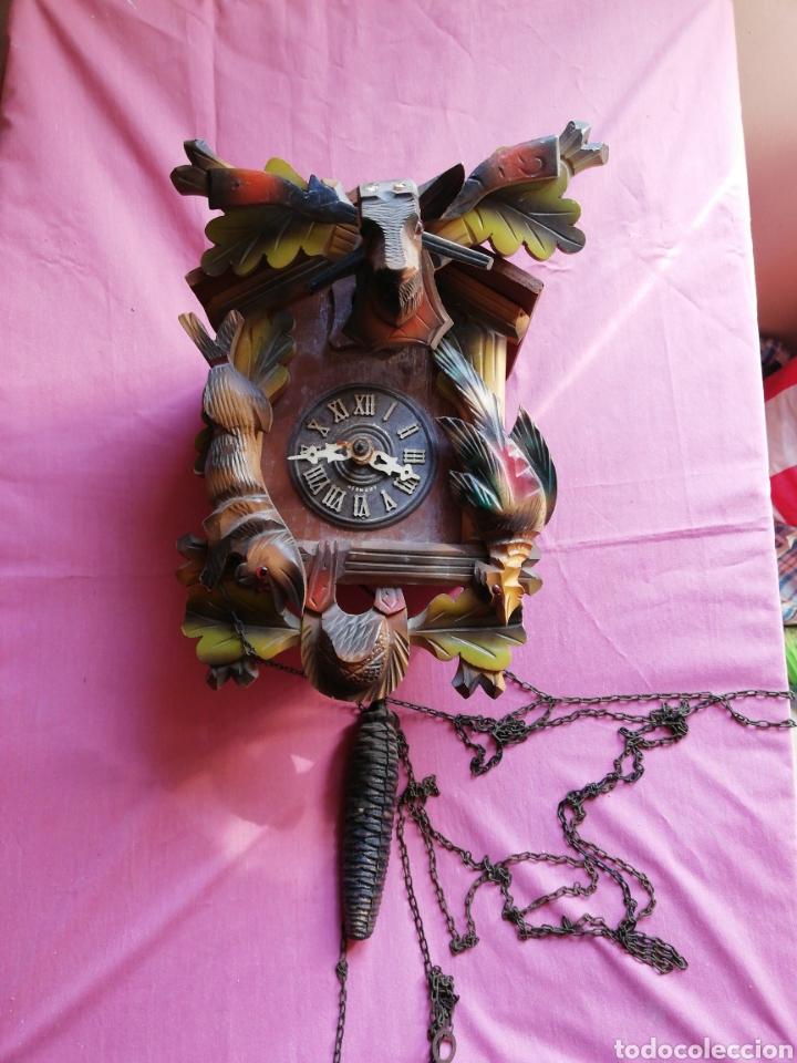 RELOJ DE CUCO GERMANY (Relojes - Relojes Vintage )
