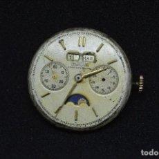 Vintage: ULTRA RARO - ANGELUS CHRONOGRAPHE MOONPHASE - ANGELUS 250 - VINTAGE - RARÍSIMA - VERY RARE. Lote 122095171