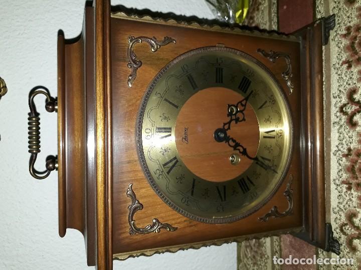Vintage: Reloj sobremesa - Foto 3 - 122306179