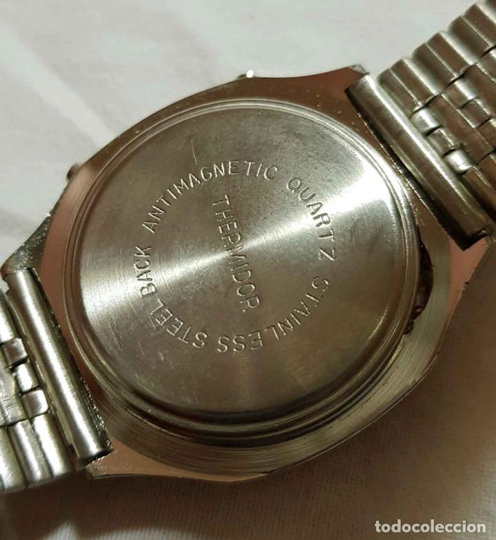 Vintage: RELOJ THERMIDOR digital VINTAGE C1980, NOS (NEW OLD STOCK) - Foto 6 - 122874231