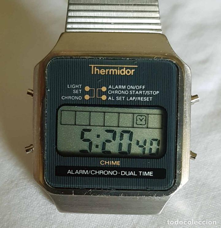 RELOJ THERMIDOR DIGITAL, VINTAGE, NOS (NEW OLD STOCK) (Relojes - Relojes Vintage )