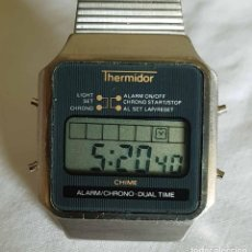 Vintage: RELOJ THERMIDOR DIGITAL, VINTAGE, NOS (NEW OLD STOCK). Lote 123378067