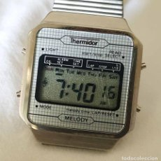 Vintage: RELOJ THERMIDOR DIGITAL, VINTAGE, NOS (NEW OLD STOCK). Lote 123378755