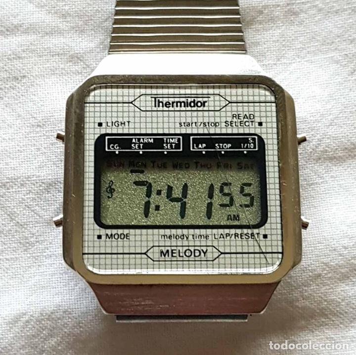 Vintage: Reloj Thermidor digital, vintage, NOS (new old stock) - Foto 2 - 123378755