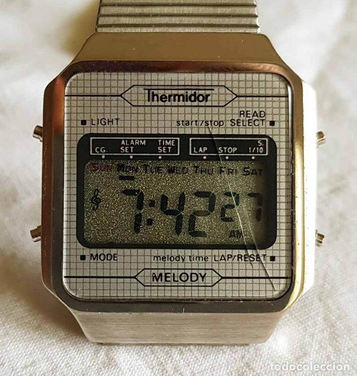 Vintage: Reloj Thermidor digital, vintage, NOS (new old stock) - Foto 3 - 123378755