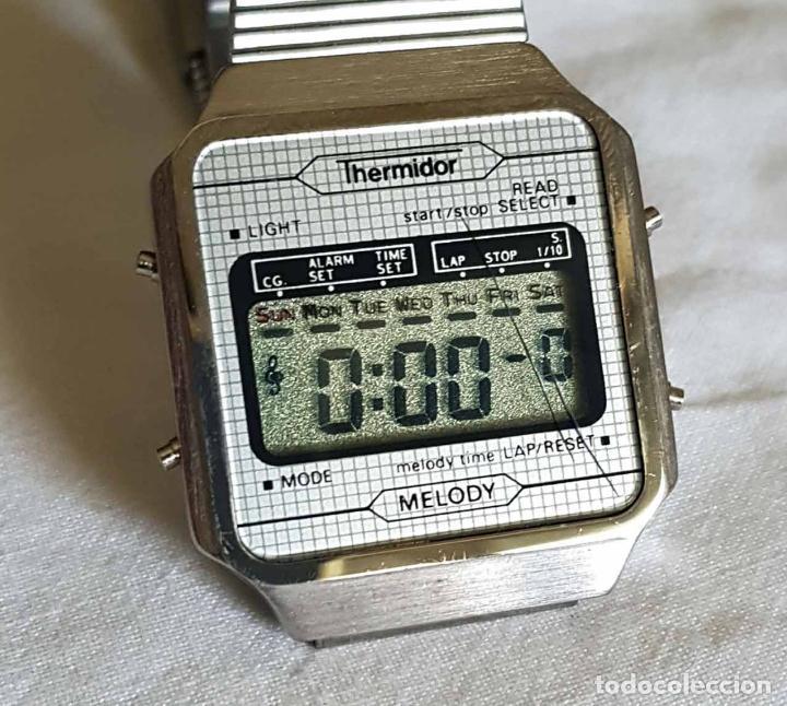 Vintage: Reloj Thermidor digital, vintage, NOS (new old stock) - Foto 4 - 123378755