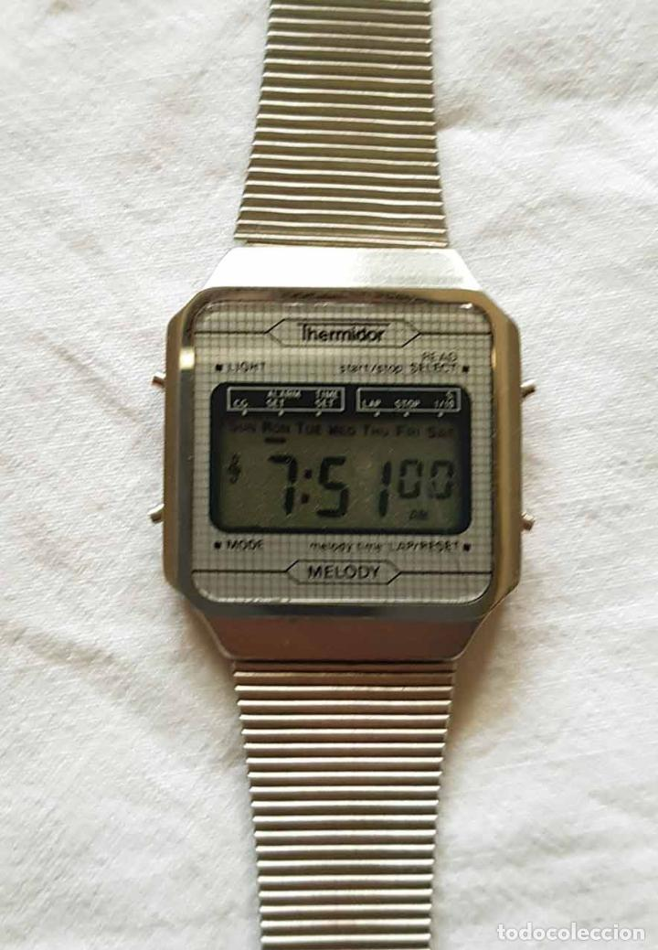 Vintage: Reloj Thermidor digital, vintage, NOS (new old stock) - Foto 5 - 123378755