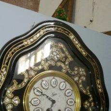 Vintage: RELOJ DE PARED FUNCIONANDO L-R. Lote 123571424