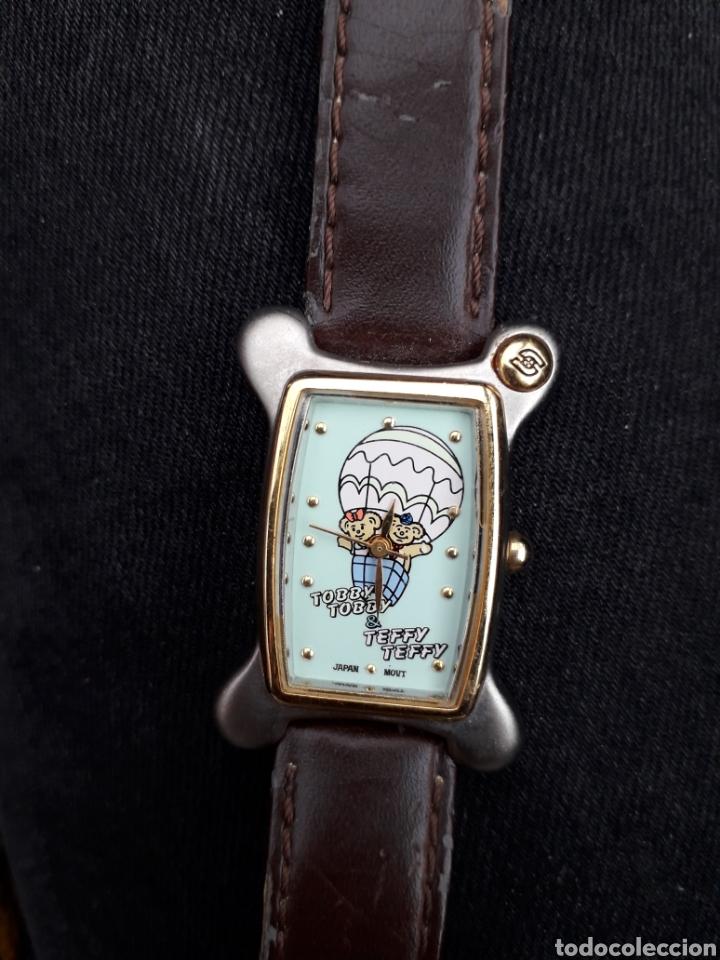 RELOJ VINTAGE TOBBY TEFFY JAPAN MOVT (Relojes - Relojes Vintage )