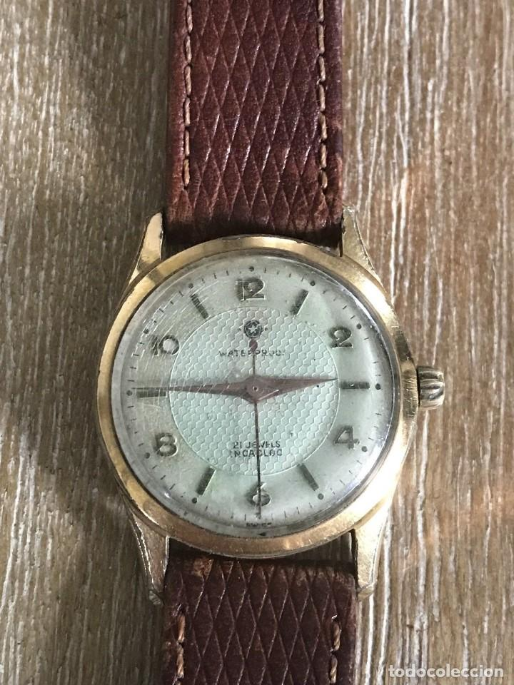 RELOJ ROSKOPF PATENT WATERPROOF 21 JEWELS INCABLOC (Relojes - Relojes Vintage )