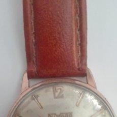 Vintage: RELOJ DUWARD DE HOMBRE DE CUERDA ANTIGUO. Lote 126088431