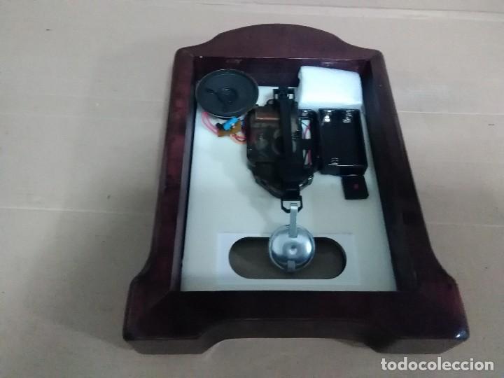 Vintage: Reloj mesa plata 925 27x18x5 ctms - Foto 4 - 126419631