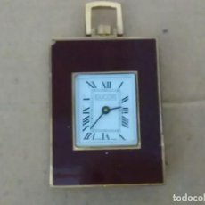 Vintage: RELOJ DE COLGAR DUCOR PILAS PEQUEÑO. Lote 126466627