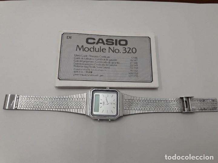 320 At Ori Venta Japan Reloj En Casio 550QuartzTodo Vendido vwm8Nn0