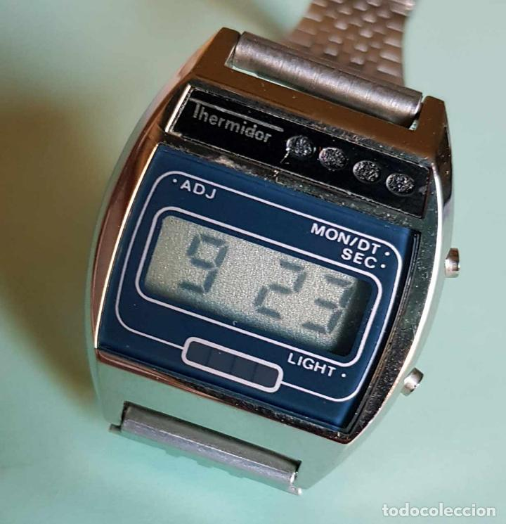 RELOJ THERMIDOR VINTAGE C1980, NOS (NEW OLD STOCK) (Relojes - Relojes Vintage )