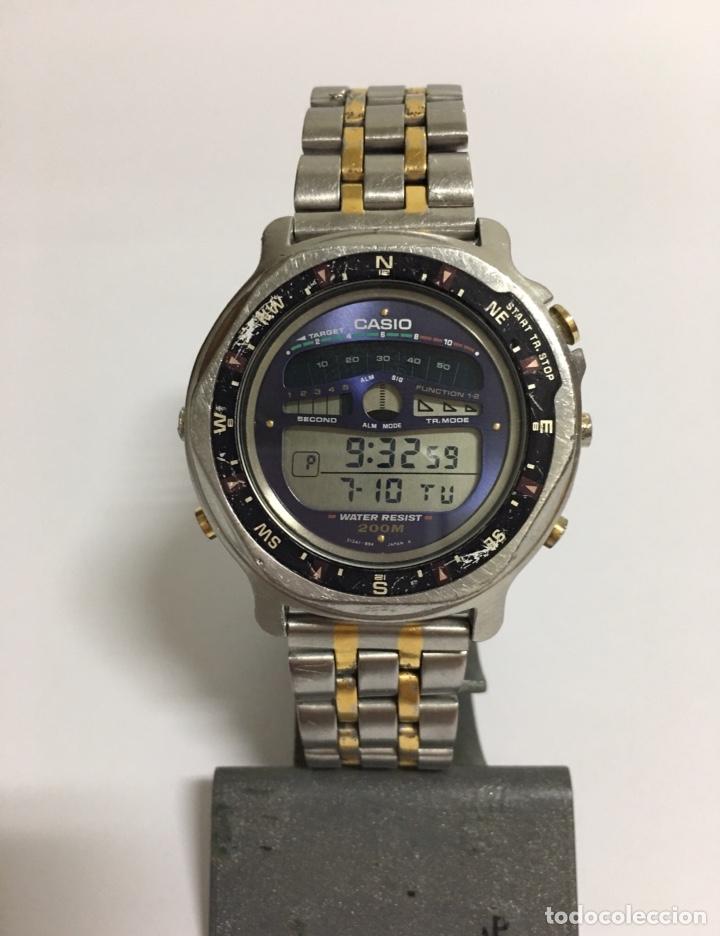 863a8f943636 6 fotos CASIO STR-2000 DE ACERO DIVER 200 MTS (Relojes - Relojes Vintage )  ...