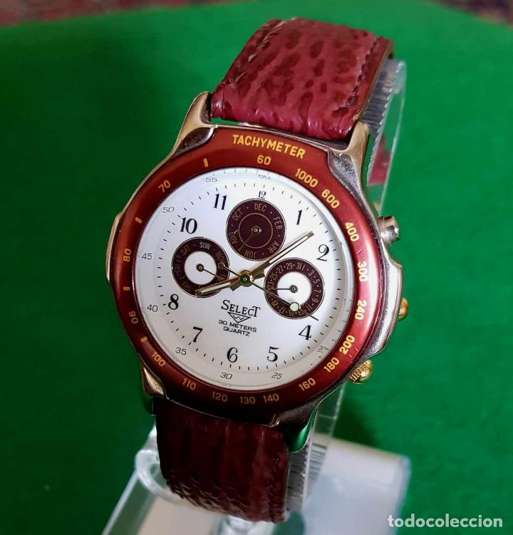 RELOJ SELECT VINTAGE, NOS (NEW OLD STOCK) (Relojes - Relojes Vintage )
