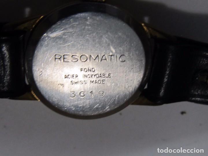 Vintage: RELOJ VINTAGE TORMAS DE CARGA MANUAL 15 RUBIS - EN FUNCIONAMIENTO - Foto 4 - 177455878