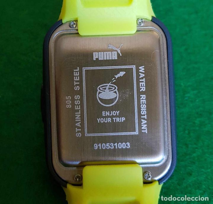 Reloj Puma Stock Old Calculus VintageNosnew Ibmgyv7Yf6