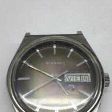 Vintage - Reloja para piezas RADIANT QUARTZ 35mm doble dial en español - 129445627