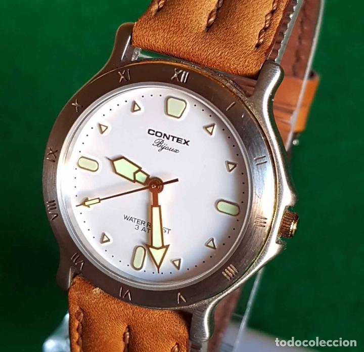 RELOJ CONTEX VINTAGE, NOS (NEW OLD STOCK) (Relojes - Relojes Vintage )
