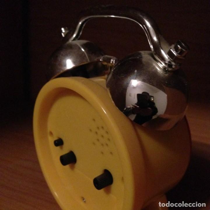 Vintage: Reloj despertador - Foto 2 - 130185487