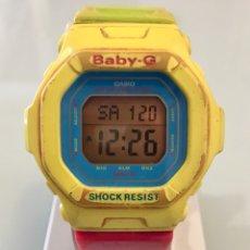 Vintage: RELOJ CASIO BABY G MODELO BG-5607. Lote 131113893