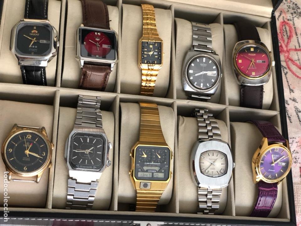 COLECCIÓN RELOJES VINTAGE (CITIZEN, SEIKO, RICOH, POLJOT, THERMIDOR...) (Relojes - Relojes Vintage )