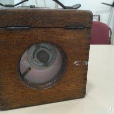 Vintage: ANTIGUO RELOJ COLOMBOFILO TOULET EXCELSIOR. Lote 132304166