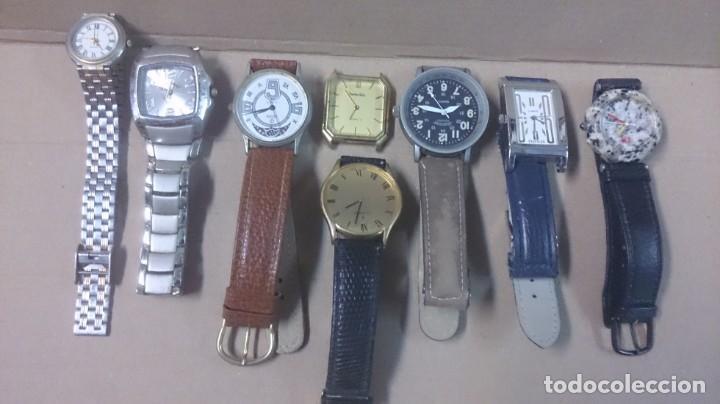 LOTE DE RELOJES (Relojes - Relojes Vintage )