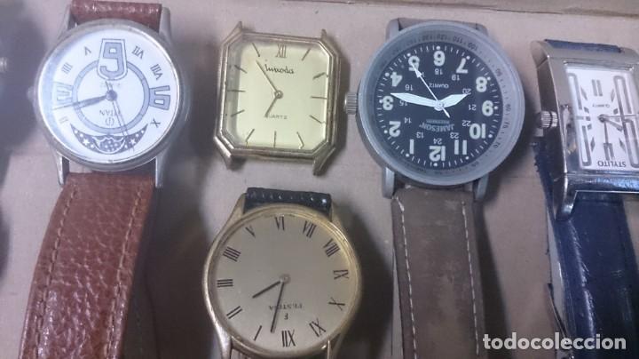 Vintage: Lote de relojes - Foto 3 - 132453374