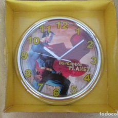 Vintage: RELOJ SUPERMAN -DEFENDING THE PLANET-. Lote 133041766