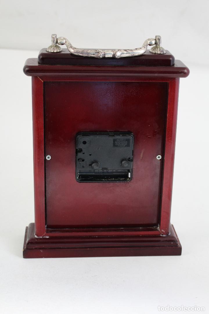 Vintage: reloj quartz en plata de ley 925milesimas - Foto 6 - 133688962