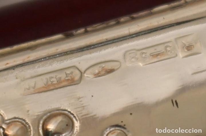 Vintage: reloj quartz en plata de ley 925milesimas - Foto 7 - 133688962