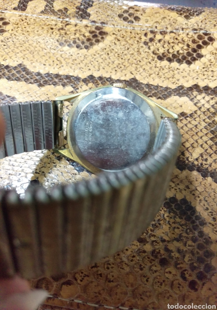 Vintage: RELOJ DOBRA DE LUXE, 15 JEWELS SWISS MADE ORIGINAL VER FOTOS - Foto 3 - 134503547
