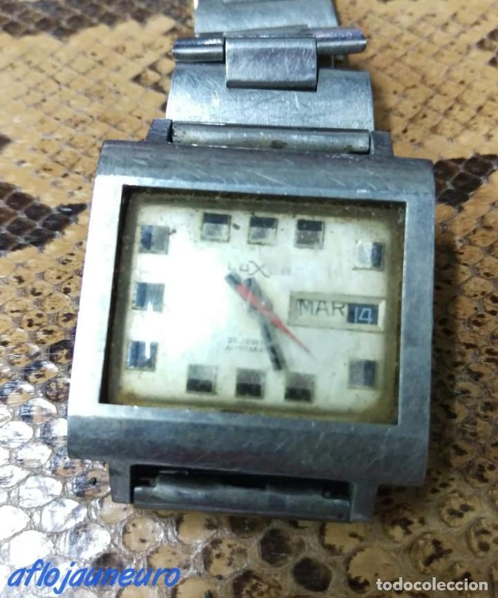RELOJ LUXOR 25 JEWELS AUTOMATIC SWISS MADE ORIGINAL VER FOTOS (Relojes - Relojes Vintage )