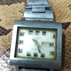 Vintage: RELOJ LUXOR 25 JEWELS AUTOMATIC SWISS MADE ORIGINAL VER FOTOS. Lote 134521002