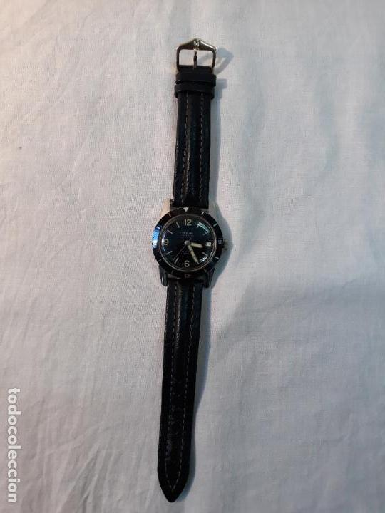 Vintage Watches: Monval 60s Vintage cincuenta brazas estilo Divers Watch Automático Acero. - Foto 2 - 134782346