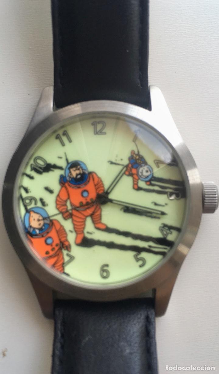 RELOJ TINTÍN 1999 (Relojes - Relojes Vintage )