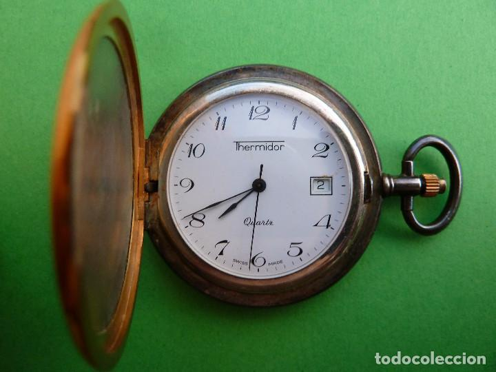 RELOJ DE BOLSILLO THERMIDOR (Relojes - Relojes Vintage )
