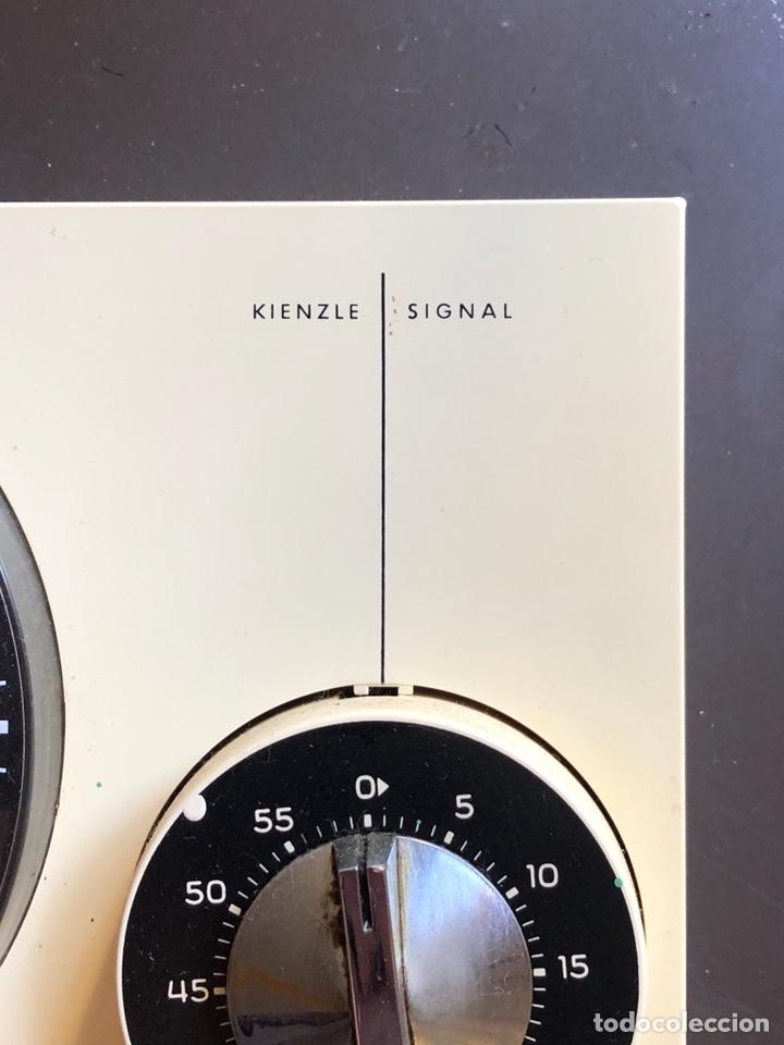 Vintage: Reloj despertador años 70 kienzle-sígnal vintage - Foto 4 - 135569457