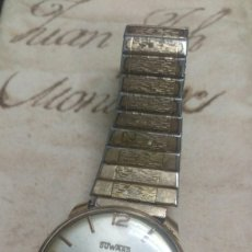Vintage: ANTIGUO RELOJ DUWARD 15 RUBIS CARGA MANUAL 35 MM. VER FOTOS. Lote 136282470