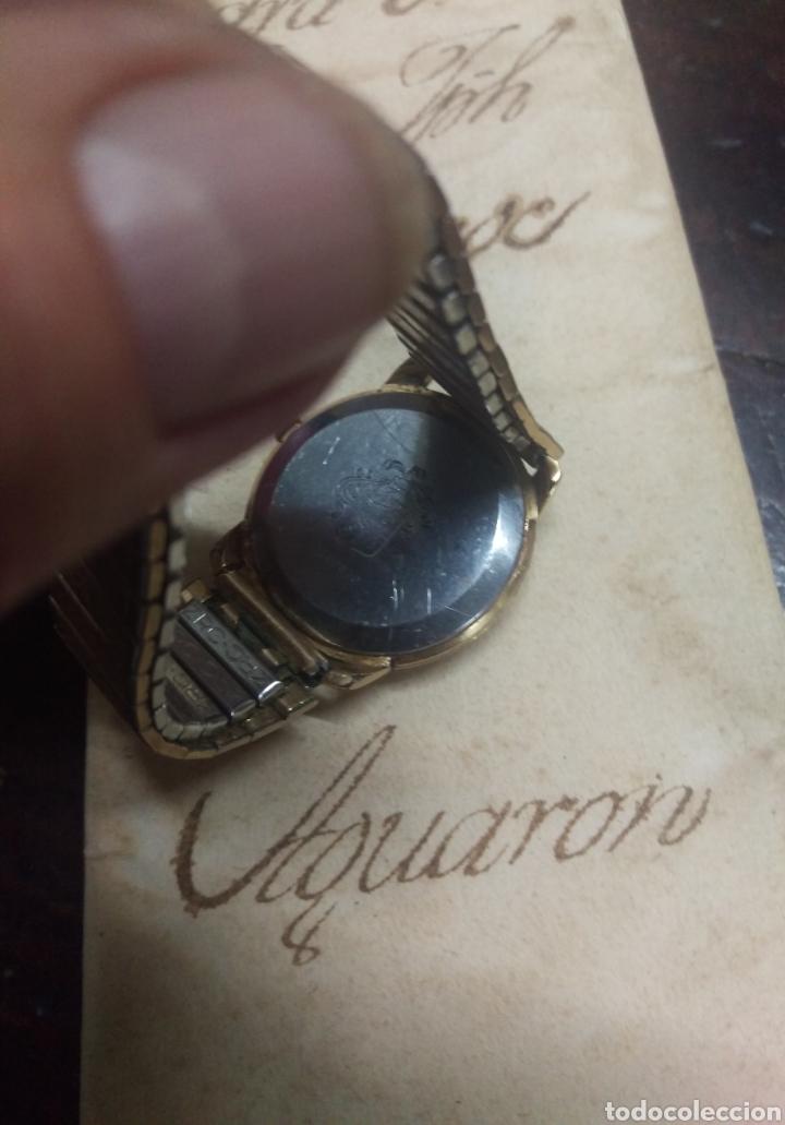 Vintage: ANTIGUO RELOJ DUWARD 15 RUBIS CARGA MANUAL 35 MM. VER FOTOS - Foto 3 - 136282470