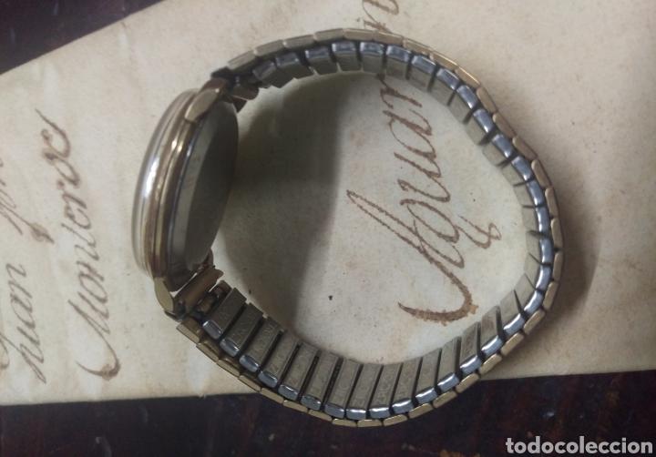 Vintage: ANTIGUO RELOJ DUWARD 15 RUBIS CARGA MANUAL 35 MM. VER FOTOS - Foto 4 - 136282470