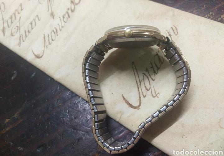 Vintage: ANTIGUO RELOJ DUWARD 15 RUBIS CARGA MANUAL 35 MM. VER FOTOS - Foto 5 - 136282470