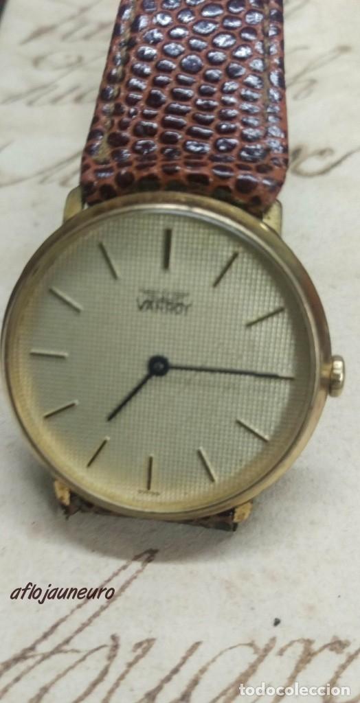 ANTIGUO RELOJ VANROY CARGA MANUAL 34 MM. VER FOTOS (Relojes - Relojes Vintage )